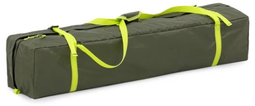 This is the tent in its carry bag.