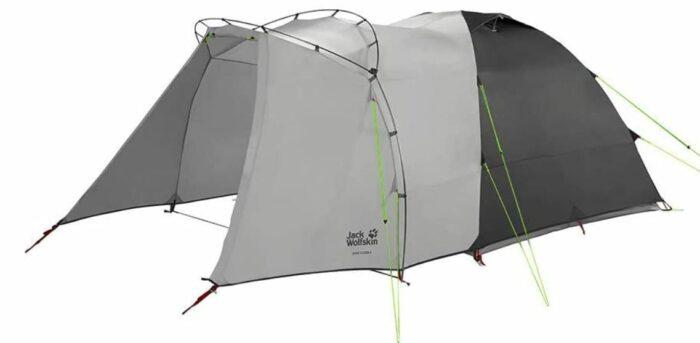 Jack Wolfskin Grand Illusion IV Tent.