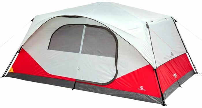 Outbound Instant Pop up Tent for Camping 10 Person Cabin.