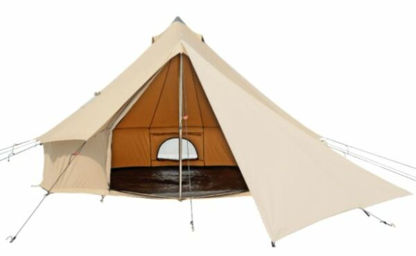 WhiteDuck Triangular Tarp for Regatta Bell Tent
