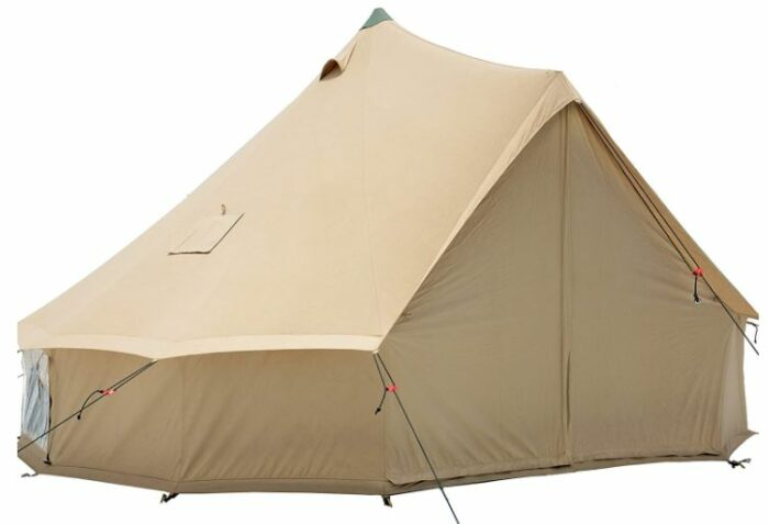 WHITEDUCK Regatta Canvas Bell Tent Premium.