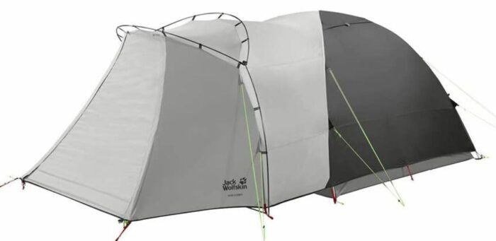 Jack Wolfskin Grand Illusion IV Tent.