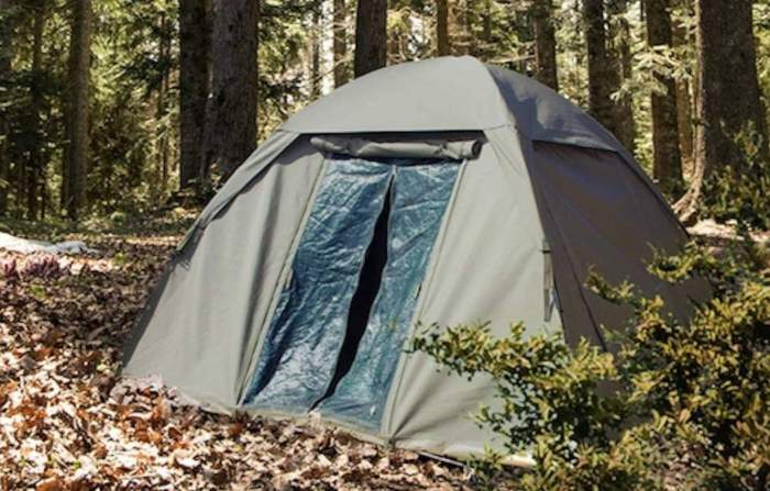 Bushtec Adventure Nomad 6 Person Bow Tent.