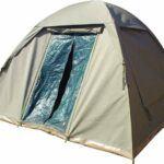 Bushtec Adventure Nomad 6 Person Bow Tent