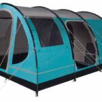 Portal Outdoors Unisex's Gamma 5 Spacious Large Tunnel Tent