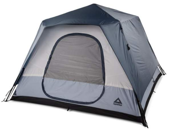 Caddis Rapid 6 Tent front view.