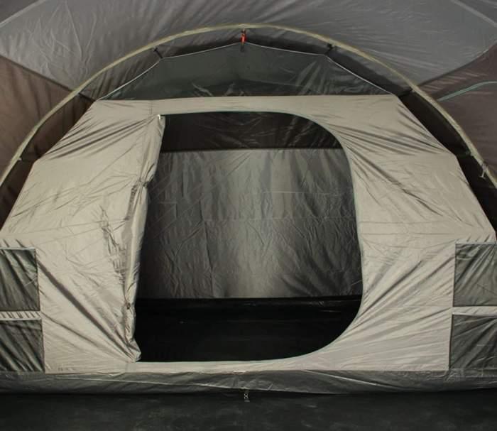 The inner tent.