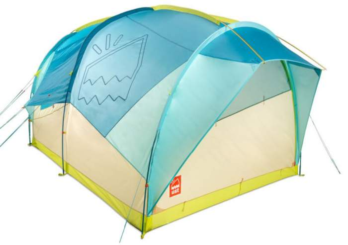 ust House Party Car Camping Tent 6 Person.