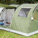 skandika Gotland Group or Family Tunnel Tent with Sewn-in Groundsheet