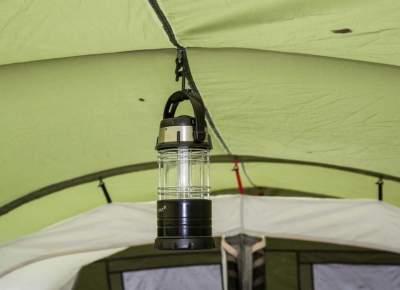 Lantern hanging point.