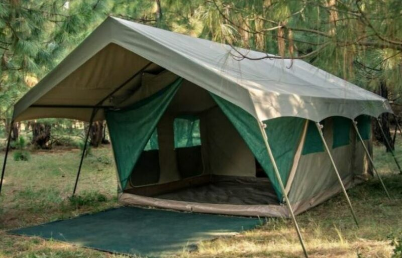 Bushtec Adventure Echo 2200 Luxury Camping Tent.
