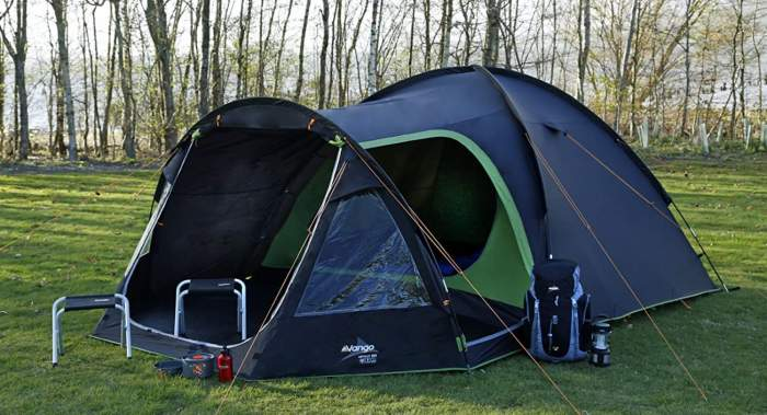 Vango Apollo 500 Five Man Tent.