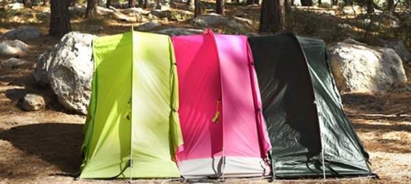 RhinoWolf All-In-One Tent.