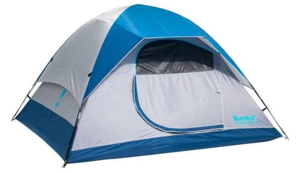 Eureka Tetragon NX 5 3-Season Camping Tent.