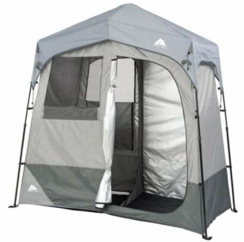 Ozark Trail Instant 2-Room Shower/Changing Shelter.