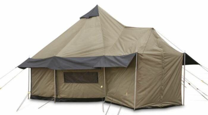 Guide Gear Base Camp Tent.