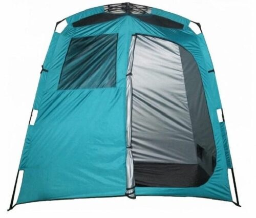 Latourreg Outdoor Folding Double Shower Tent.