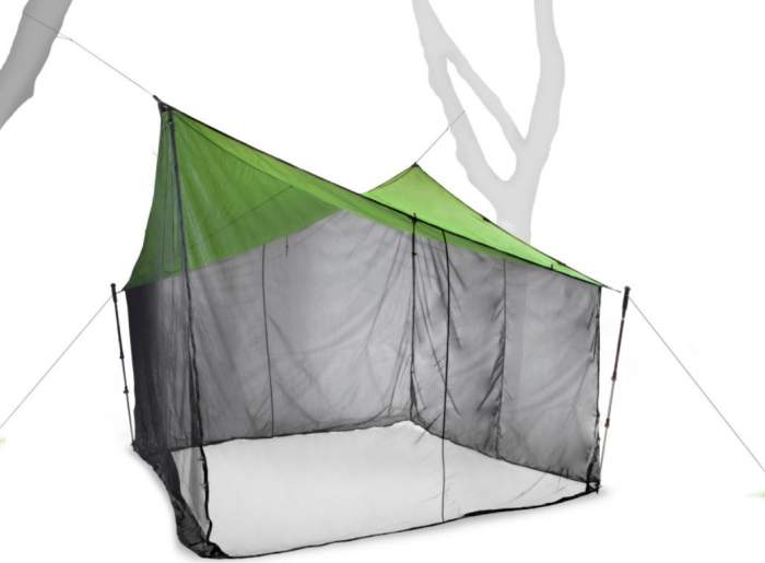 NEMO Bugout Tarp Shelter.