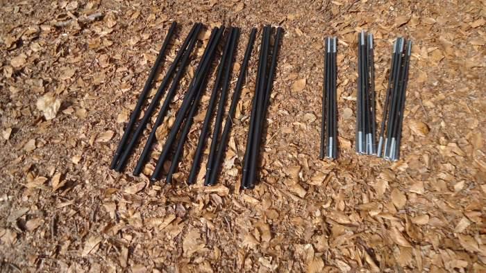 The 7 poles.