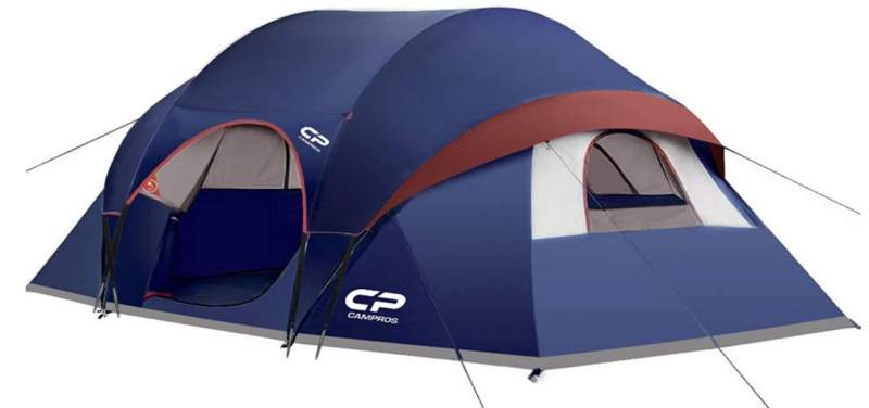 CAMPROS Tent 9 Person.