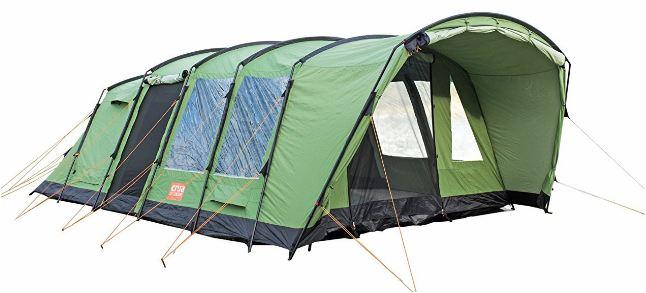 Crua Loj 6 Insulated Tent.