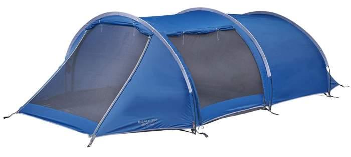 Vango Kibale 350 3 Person Adventure Tunnel Tent.