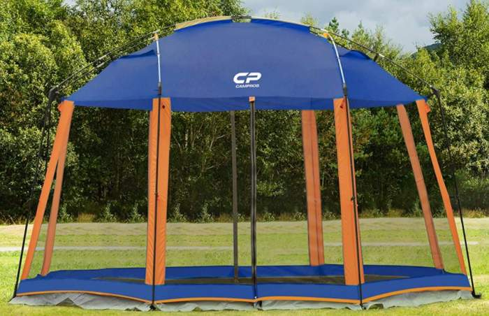 CAMPROS Screen House Room 13 x 13 Ft.