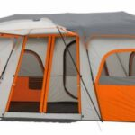 Ozark Trail 18 x 10 Instant Cabin Tent with Integrated Led Light