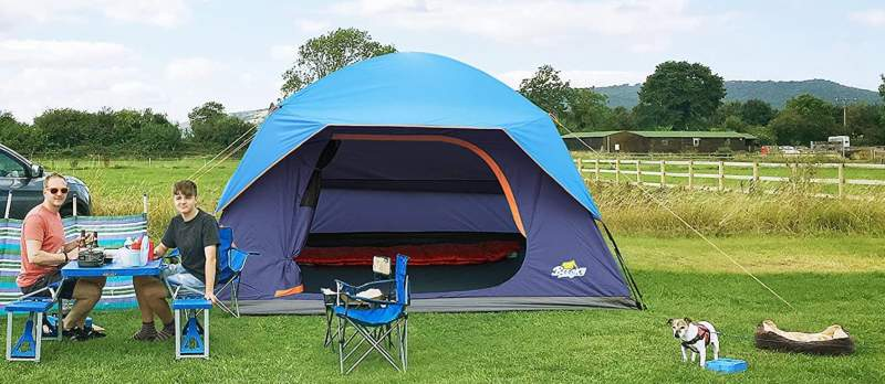 Beesky Tent 8 Person.