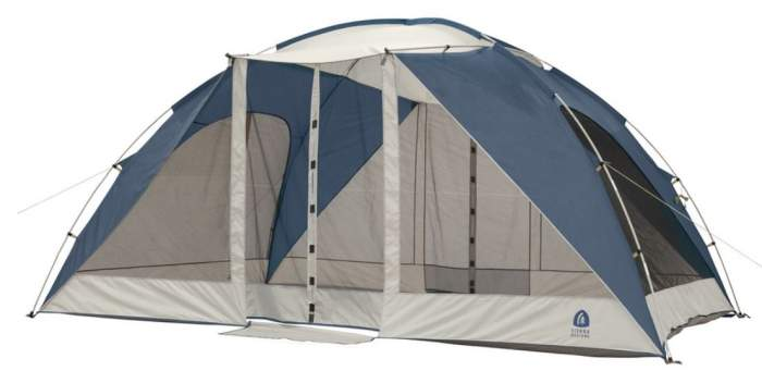 Sierra Designs Outdoor Magnetic Screenhouse