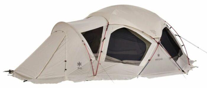 Snow Peak Dock Dome Pro. 6 Tent