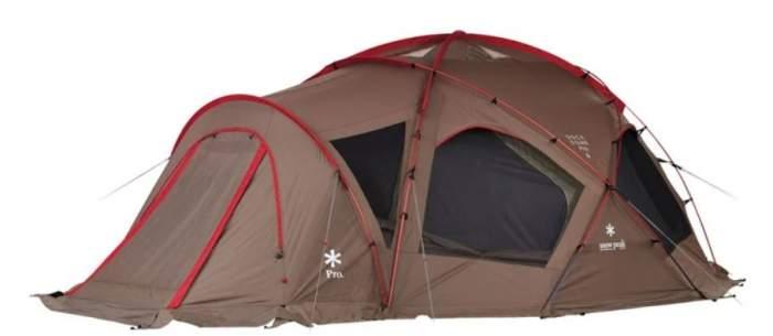 Snow Peak Dock Dome Pro. 6 Tent.