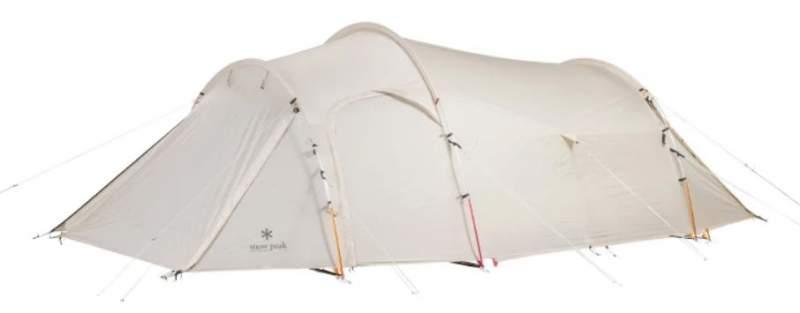 Snow Peak Vault Dome Tent Ivory