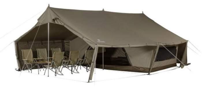 Snow Peak Living Lodge L Tent.